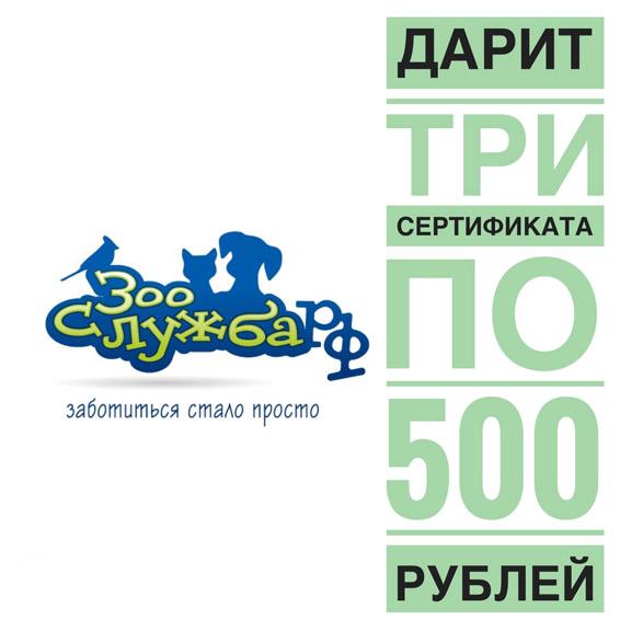 Акция 500 рублей