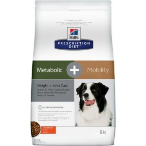 Hill's PD Canine Metabolic + mobility