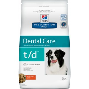 Hill's PD Canine t/d Dental Care