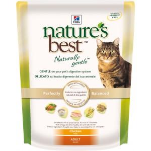 Hill's Nature's Best Adult feline Chicken