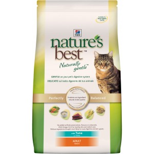 Hill's Nature's Best Adult feline Tuna