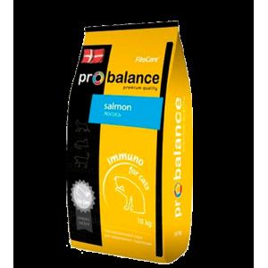 ProBalance Immuno Cat лосось