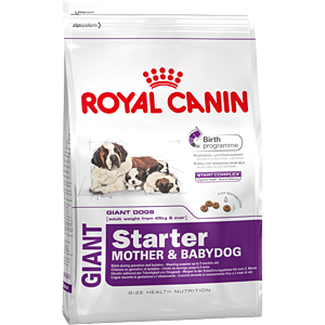 Royal Canin Giant Starter Junior