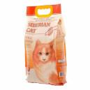Сибирская кошка ОПТИМА комкующийся 10 кг.