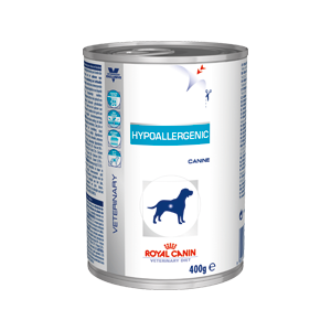 Royal Canin Hypoallergenic canine Dog