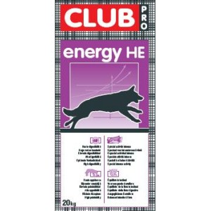 Royal Canin CLUB Energy HE Dog