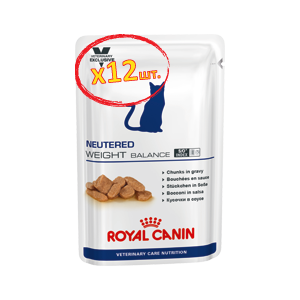 Royal Canin Cat Neutered Weight Balance Wet