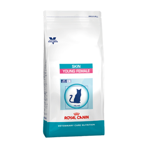 Royal Canin Cat Skin Young Female
