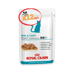 Royal Canin Cat Skin & Coat Formula Wet