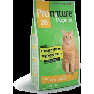 Pronature 28 Chicken Cat Adult