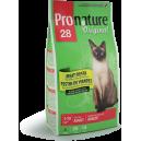 Pronature 28 Cat Adult (Meat)