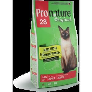 Pronature 28 Meat Cat Adult