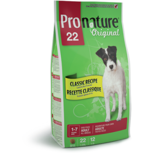 Pronature 22 Adult All Dog