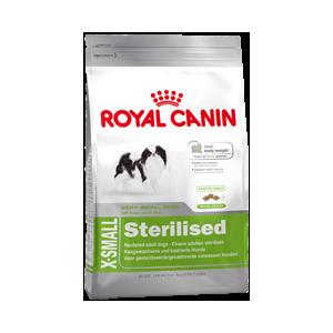 Royal Canin X-Small Sterilised Dog