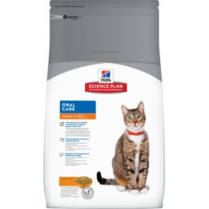 Hill's SP Feline Adult Oral Care Chicken Cat