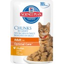 Hill's SP Feline Adult Chicken Cat Wet