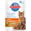 Hill's SP Feline Adult Turkey Cat Wet