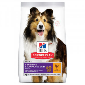 Hill's SP Canine Adult Dog Medium Sensitive Stomach with Chicken