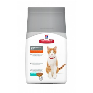 Hill's SP Feline Sterilised Cat Young Adult Tuna Cat