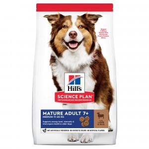 Корм для всех пород пожилых собак Hill