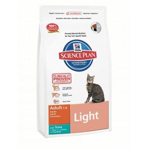 Hills SP Feline Adult Light Tuna Cat