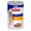 Hill's SP Canine MA7+ Savoury Chicken Wet Dog