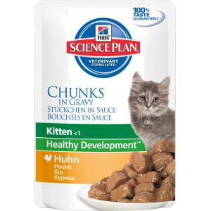 Hill's SP Feline Kitten Chicken Wet