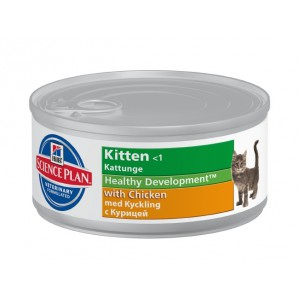 Hill's SP Kitten with Chicken (cans)