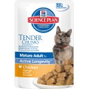 Hill's SP Feline Mature Adult 7+ Chicken Cat Wet