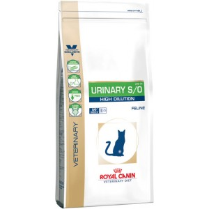 Royal Canin Cat Urinary S/O High Dilution feline UHD34