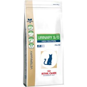 Royal Canin Cat Urinary S/O High Dilution feline UHD34