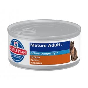 Hill's SP Feline MA7+ Turkey (cans) Cat