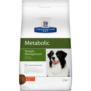 Hill's PD Canine Metabolic Dog