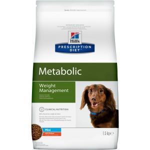 Hill's PD Canine Metabolic Mini Dog