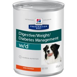Hill's PD w/d 4x370g Dog