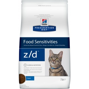 Hill's PD Feline z/d Low Allergen Cat