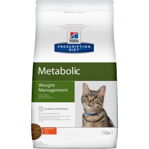 Hill's PD Feline Metabolic Cat