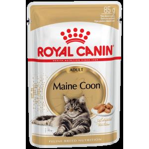 Royal Canin Maine Coon adult (в соусе) Cat