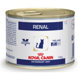 Royal Canin Cat Renal feline Wet