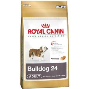 Royal Canin Bulldog Dog